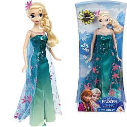 """Кукла Эльза """"Холодное сердце"""" Disney Frozen Fever Birthday Party"""