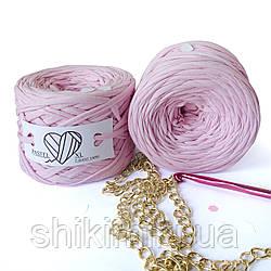 Трикотажная пряжа Pastel XL,цвет Светлый Розовый