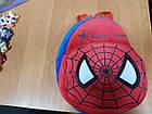 Детский мягкий рюкзак для мальчика Человек-Паук 2-4 года, фото 2
