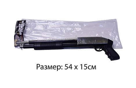 Ружье пульки,в п/э 54*15см /72-2/