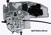 Механизм замка прав двери бок электр Renault Master III 2010-2018