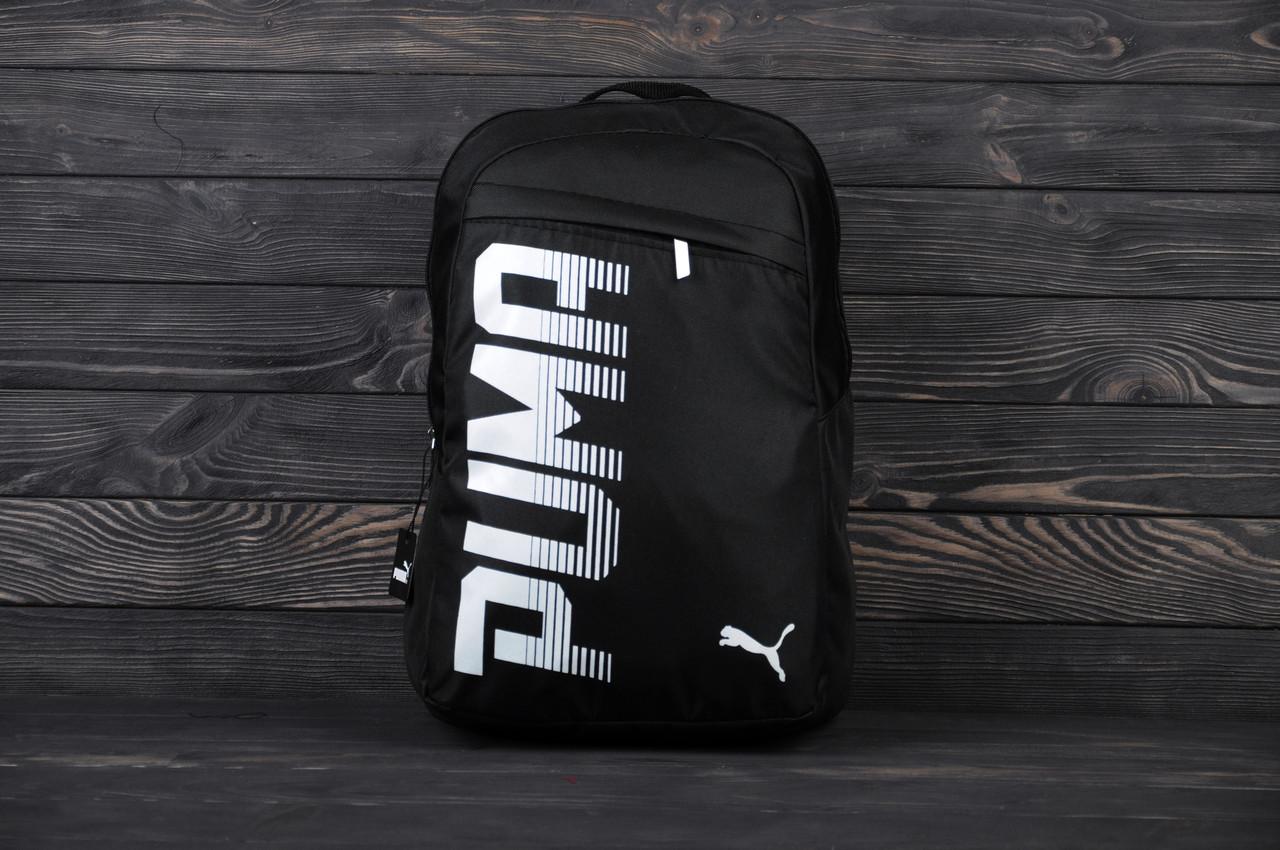 Рюкзак городской  Puma Pioneer черный