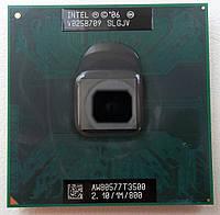 Процессор для ноутбука P Intel Celeron Dual-Core T3500 2x2,1Ghz 1Mb Cache 800Mhz Bus бу