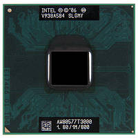 Процессор для ноутбука P Intel Celeron Dual-Core T3000 2x1,8Ghz 1Mb Cache 800Mhz Bus бу