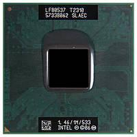 Процессор для ноутбука P Intel Pentium Dual-Core T2310 2x1,46Ghz 1Mb Cache 533Mhz Bus бу