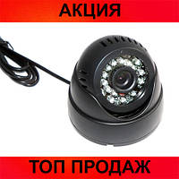 Камера видеонаблюдения 349 купольная DOME 1200TVL!Хит цена