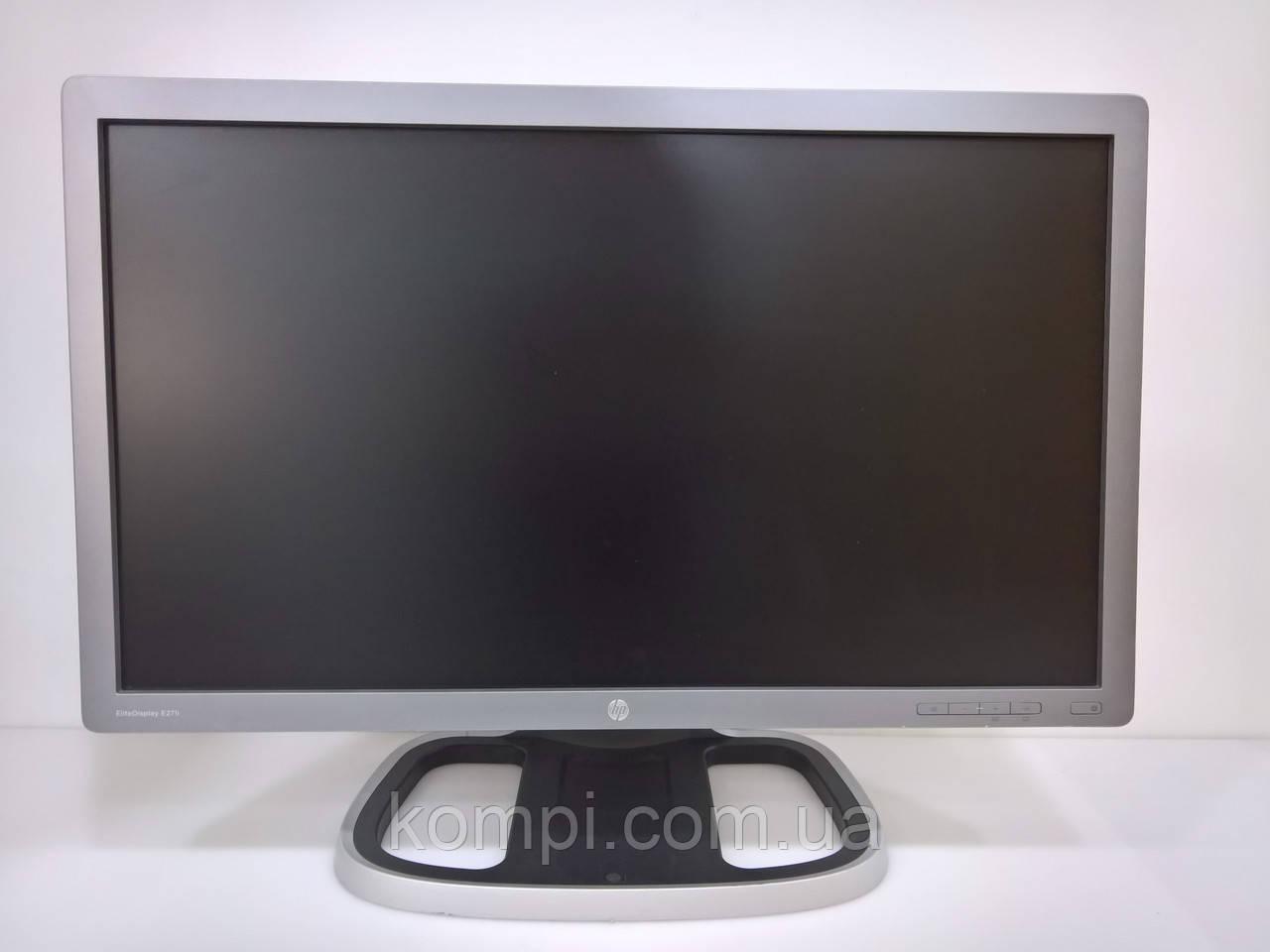 "Монітор 27"" HP EliteDisplay E271i AH-IPS"