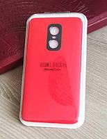 Силиконовый цветной чехол для Xiaomi Redmi Note 4X