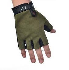 Перчатки тактические - хаки 5.11, фото 2