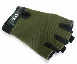 Перчатки тактические - хаки 5.11, фото 3