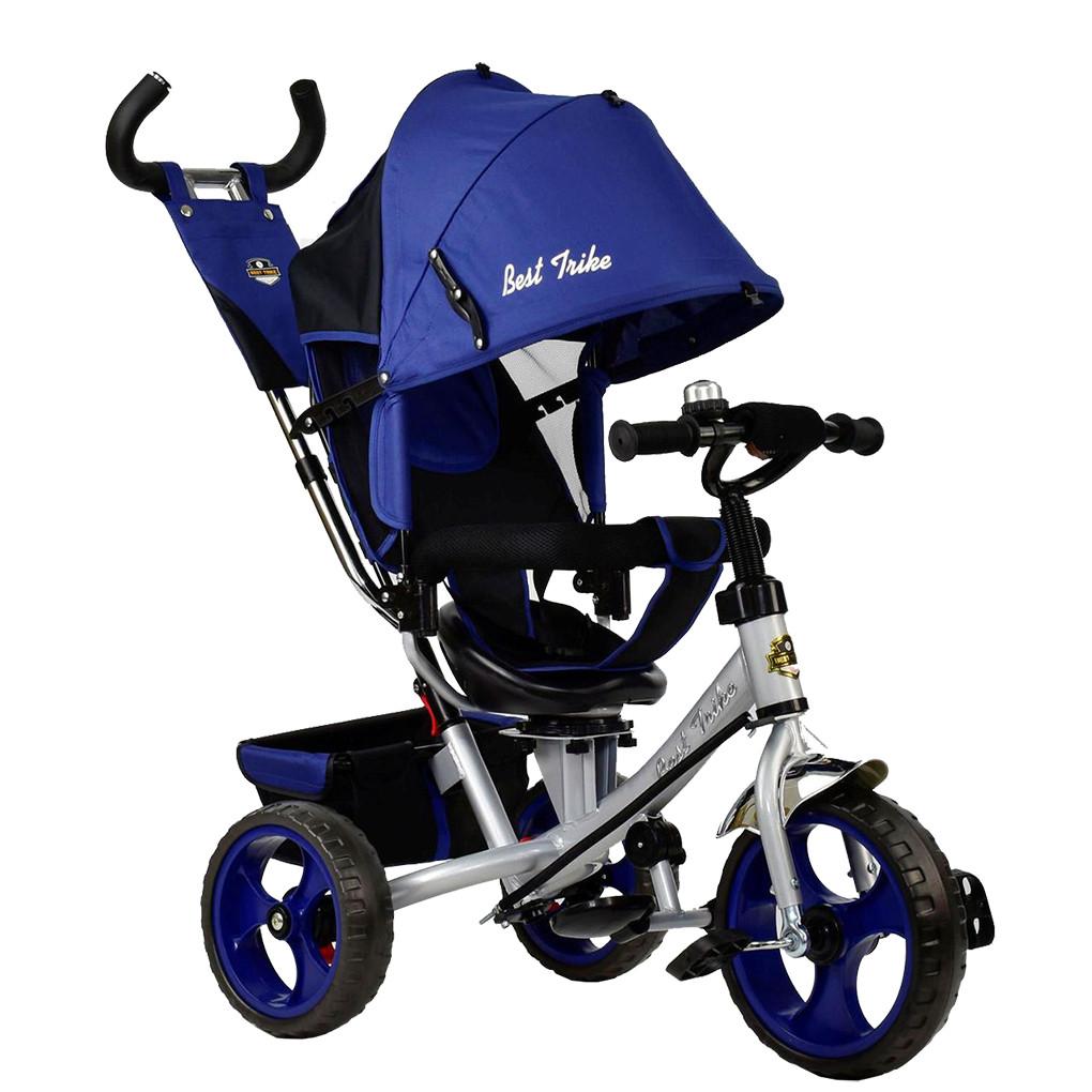 Bелосипед трехколесный Best Trike 5700-4230 Синий 65345