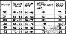 Брюки школьные, черные, разм. 32-42, фото 2