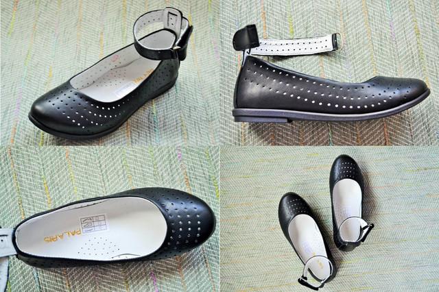 Школьные туфли с перфорацией Palaris 2020-510616 фото