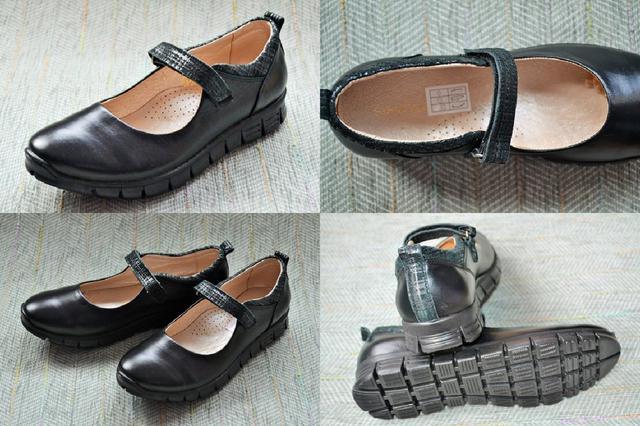Туфли на спортивной подошве Palaris 2080-566118 фото