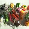 Декоративные овощи крупные микс, фото 7