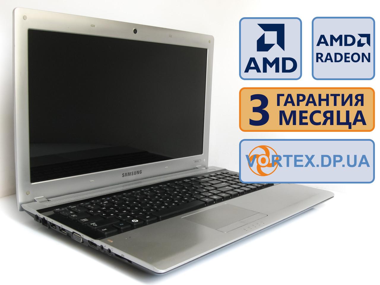 Ноутбук Samsung RV509 15.6 (1366x768) / AMD E-450 (2x1.66GHz) / RAM 3G