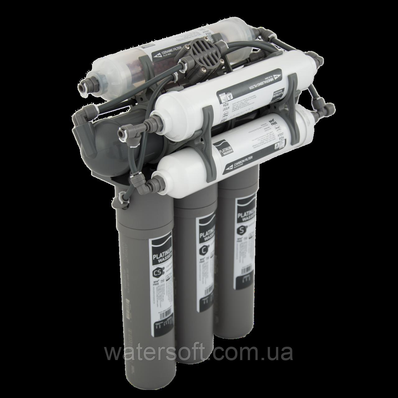 Система обратного осмоса Platinum Wasser Neo 7 Plat-F-Neo 7
