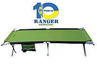 Кемпинговая стальная раскладушка Ranger  BD 630-82701