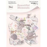Вырубки Scrapmir Beautiful Moments