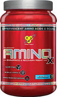 BSN Amino X 1010 g /70 servings/Blue Raspberry