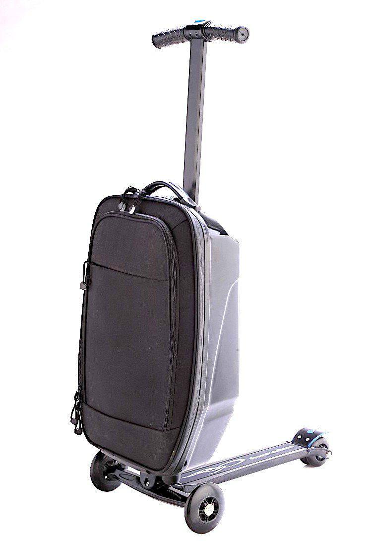 Самокат-чемодан StreetGo Comfort Black