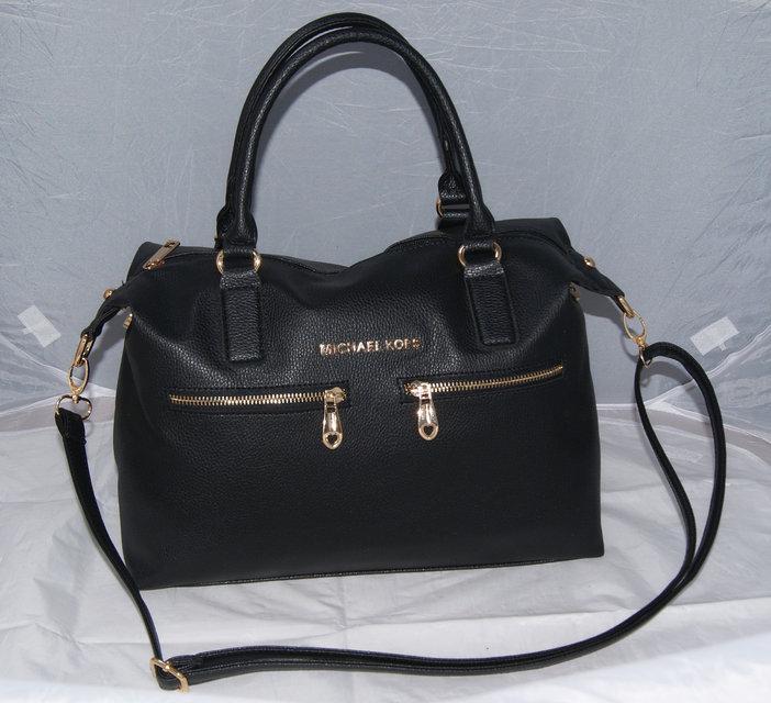 9be7b7eb0e28 Черная женская сумка высокого качества от украинского производителя  Практичный дизайн Купить Код: КДН3527 - Goashop