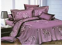 """3D Полуторное постельное белье """"Ranforce"""" - Анкара"""