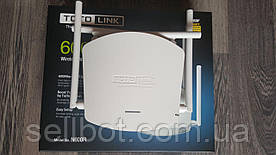 Wi-Fi Роутер 600Mb/s Totolink N600R (Маршрутизатор, модем, D-Link, TP-Link)