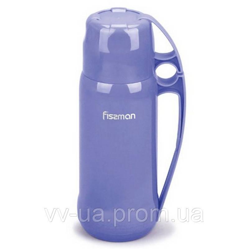 Термос Fissman 7932, 600 мл, фиолетовый
