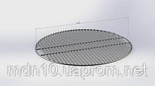 Решетка для круглого гриля, 610 мм