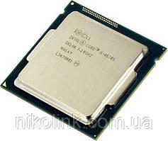 Процессор Intel Core i5-4670S 3.1GHz/5GT/s/6MB, s1150 (BX80646I54670S), Tray, б/у