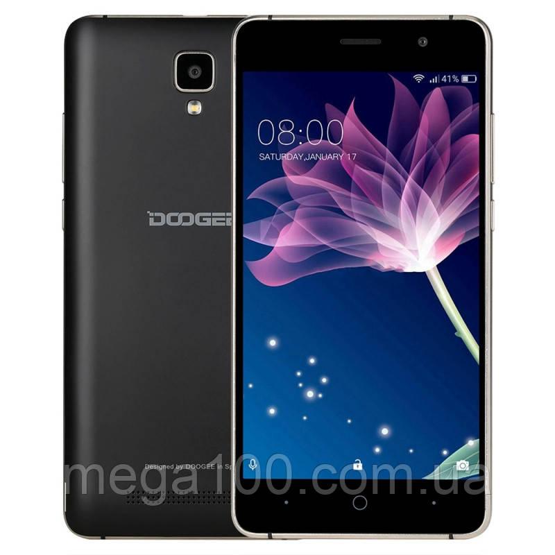 Смартфон Doogee x10 (экран 5 дюймов, памяти 512 Мб + 8Gb*БАТАРЕЯ 3360 мАч