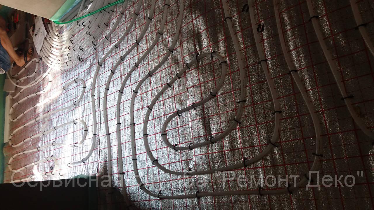 Тепла підлога Миколаїв: монтаж теплих підлог в Миколаєві