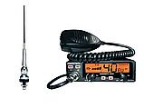 Радиостанция (рация) CB President BARRY ASC 12/24V (Автомобильная 27 МГЦ) для дальнобойщиков СИ-БИ, фото 7