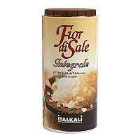 Натуральная соль Italkali Fior di Sale Integrale, 500 г (Италия)