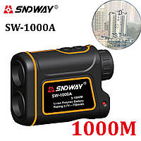 Лазерний далекомір SNDWAY SW-1000A функція спідометра нахилу чохол