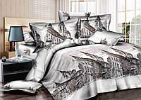 Двоспальне постільна білизна Gold ретро