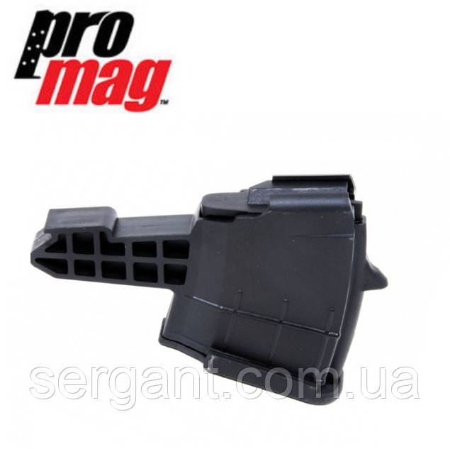 Магазин съёмный рожковый полимерный PROMAG (США) на 5 патронов для СКС
