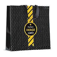 Эко сумка для покупок женская Перфект Имейдж  (40*40), 10 шт\пач