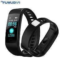 Смарт браслет, фитнес трекер, умные часы, часы с шагомером, с функцией измерения давления