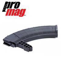 Магазин съёмный рожковый полимерный PROMAG (США) на 30 патронов для СКС, фото 1