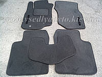 Ворсовые коврики в салон MITSUBISHI Lancer 9 с 2003-2009 гг. (Серые)