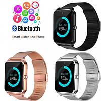 Умные часы Smart Watch UWatch Z60 Black, фото 6