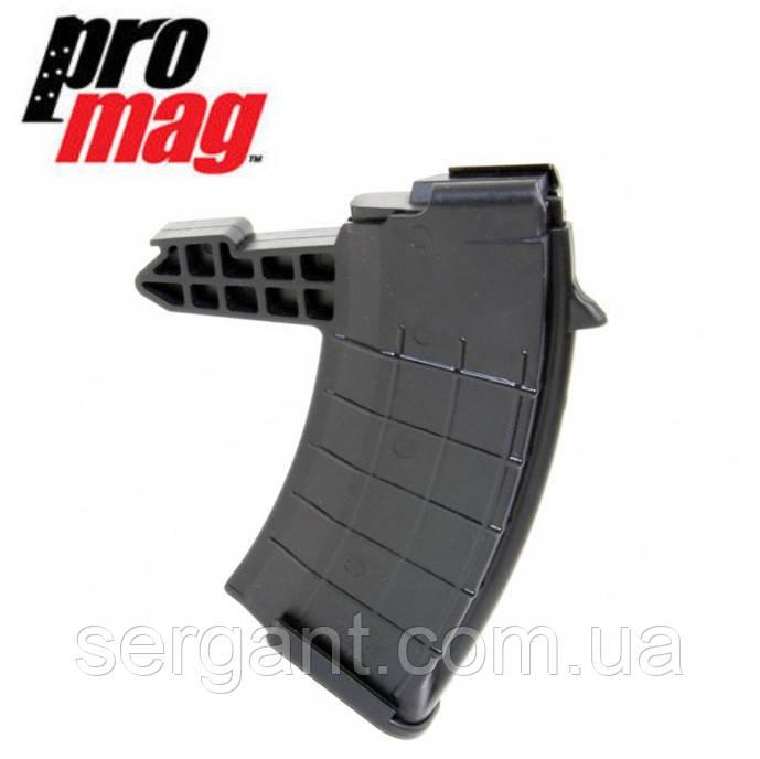 Магазин съёмный рожковый полимерный PROMAG (США) на 20 патронов для СКС