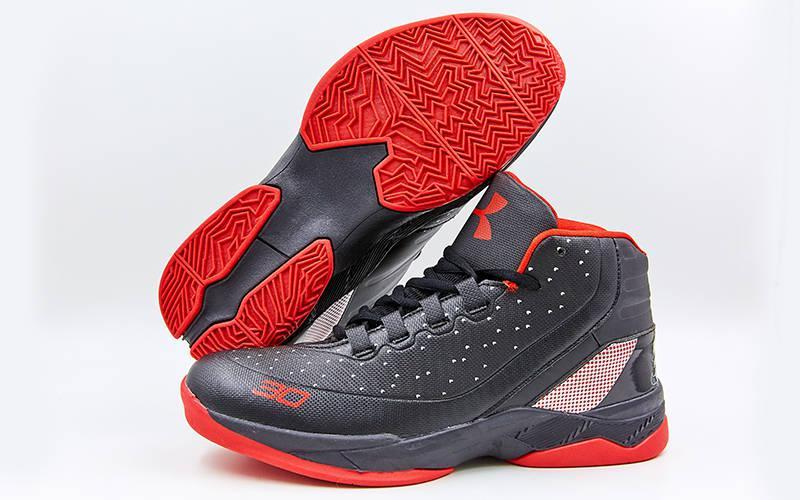 6e8a8379 Обувь для Баскетбола Мужская Under Armour F1705-4 (41-45) (PU, Синий ...