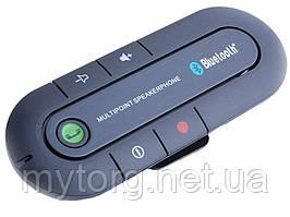 Громкая связь Bluetooth Car Kit  Черный