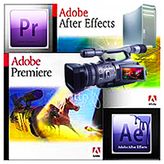 Курсы видеомонтажа и видеодизайна: Adobe Premiere, After Effects – Motion Design (обучение в Киеве)