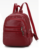 Рюкзак городской красный, фото 1