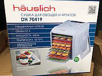 Сушка для продуктов HAUSLICH DH 70419( 27 л 600 Вт)