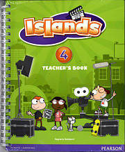 Islands 4 Teacher's Book+test